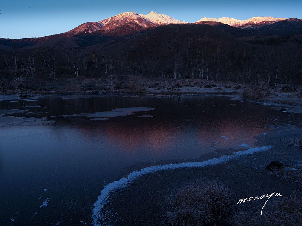 初冬の池_c0085877_05244440.jpg