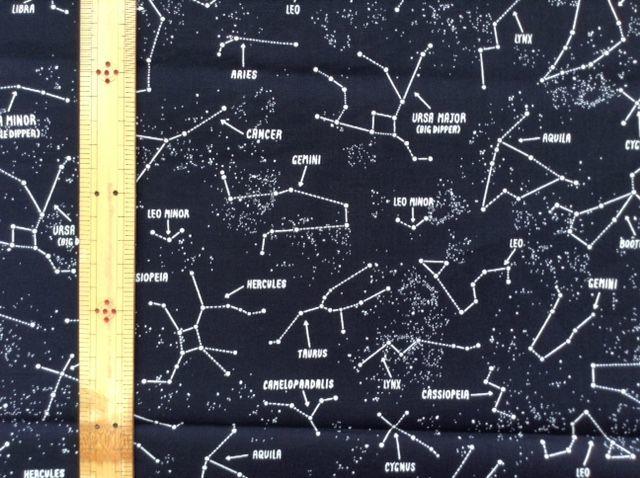 星座柄の布(蛍光色・蓄光)_d0156706_17050162.jpg