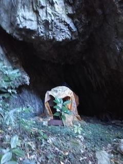 高木山探検とクライミング_c0359615_19400827.jpg