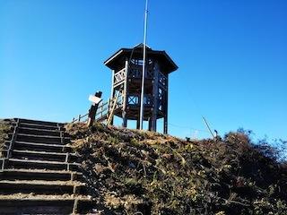 高木山探検とクライミング_c0359615_19420335.jpg