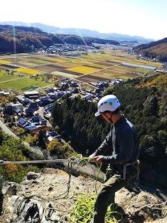 高木山探検とクライミング_c0359615_19425545.jpg