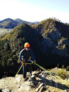 高木山探検とクライミング_c0359615_19430265.jpg