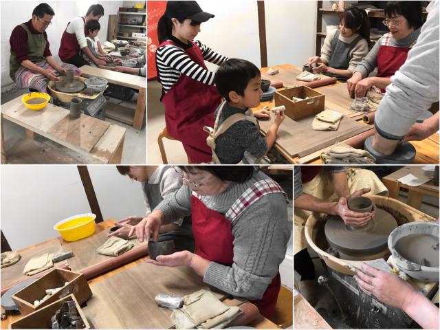 本日の陶芸教室 Vol.834_a0163716_17591837.jpg