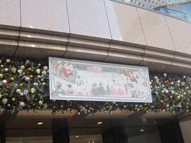 ♪平成最後★クリスマス模様(銀座昼夜)_d0162225_20461833.jpg