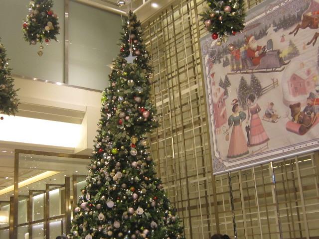 ♪平成最後★クリスマス模様(銀座昼夜)_d0162225_20463606.jpg