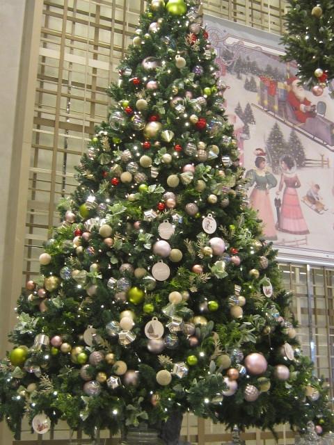 ♪平成最後★クリスマス模様(銀座昼夜)_d0162225_20465918.jpg