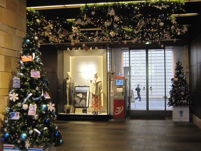 ♪平成最後★クリスマス模様(銀座昼夜)_d0162225_21241038.jpg