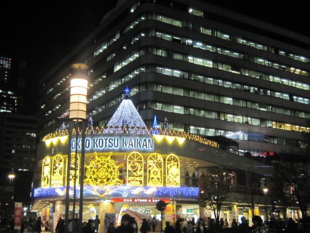 ♪平成最後★クリスマス模様(銀座昼夜)_d0162225_21271756.jpg