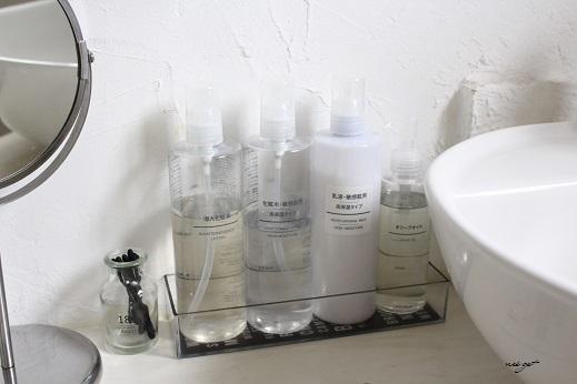 【無印良品週間】洗面スペースに無印の化粧水を常備して冬の乾燥お肌対策に♪_f0023333_21511970.jpg