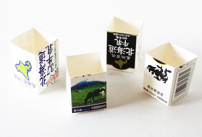牛乳パックと美術部_d0351435_14545387.jpg