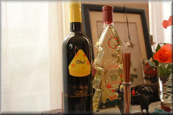 今度は、黄色ラベルのワインです・・・_f0363141_15555625.jpg