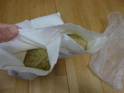 糠の保温袋作り_c0330749_20511355.jpg