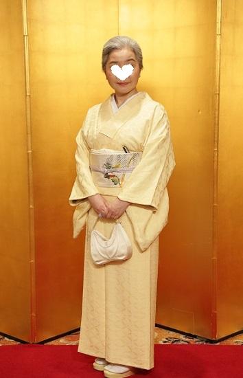 10周年・40年位前の卒業式の着物・野田さんコンサート_f0181251_15335374.jpg