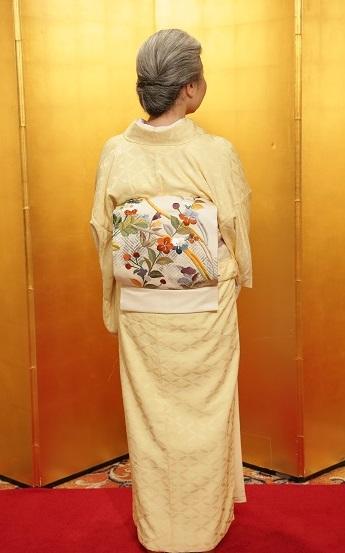 10周年・40年位前の卒業式の着物・野田さんコンサート_f0181251_15352972.jpg
