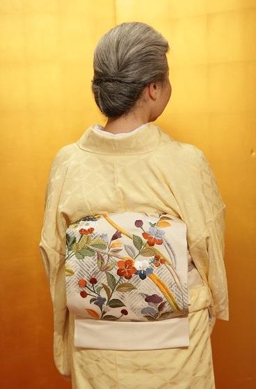 10周年・40年位前の卒業式の着物・野田さんコンサート_f0181251_1536464.jpg