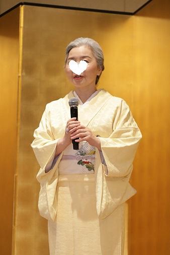 10周年・40年位前の卒業式の着物・野田さんコンサート_f0181251_161219.jpg