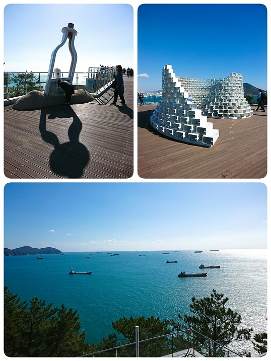 釜山 海上の絶景ロープウェイ♪_b0060363_12000214.jpg