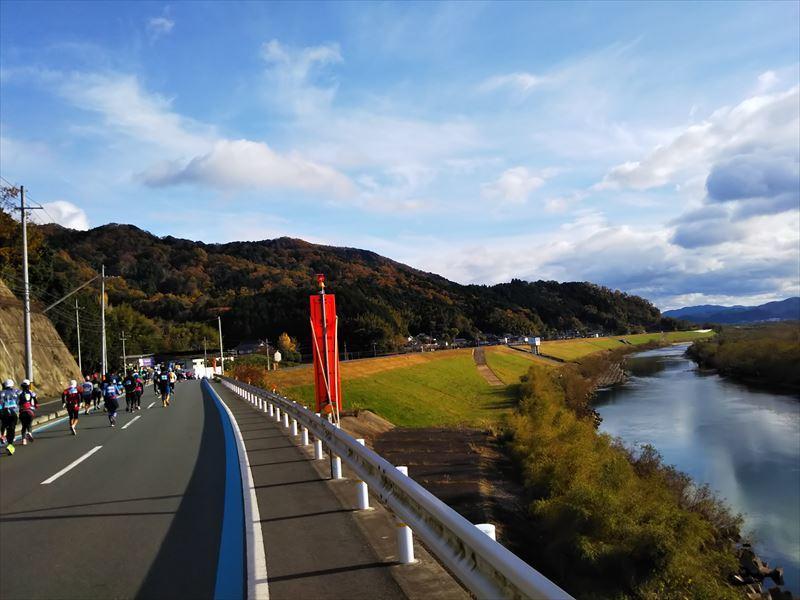 福知山マラソンに参加しました(トホホ)。_e0201281_21124210.jpg