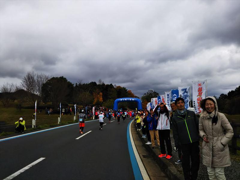 福知山マラソンに参加しました(トホホ)。_e0201281_21124218.jpg