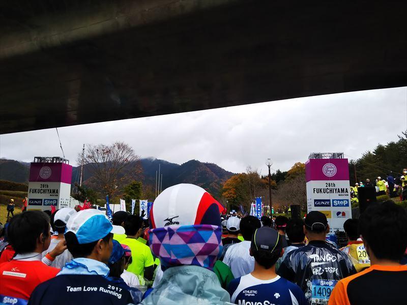 福知山マラソンに参加しました(トホホ)。_e0201281_21124224.jpg