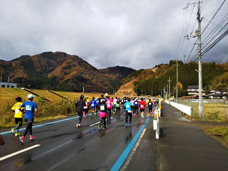 福知山マラソンに参加しました(トホホ)。_e0201281_21124278.jpg