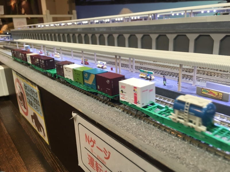 東海道本線に乗って鉄道模型の店ポポンデッタへ。_d0367998_15265953.jpg