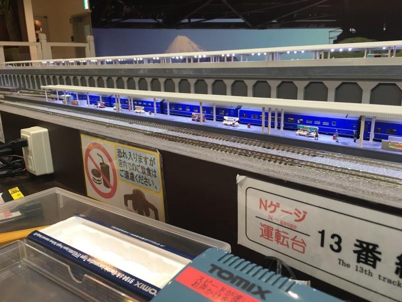 東海道本線に乗って鉄道模型の店ポポンデッタへ。_d0367998_15325143.jpg