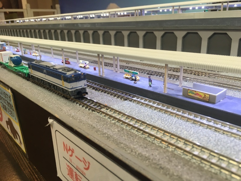東海道本線に乗って鉄道模型の店ポポンデッタへ。_d0367998_15365930.jpg