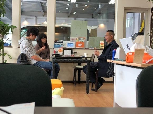 11/25(SUN)本店&ベースぶろぐ(`・ω・´)!!N様ランクル100D納車♡_b0127002_18555923.jpg