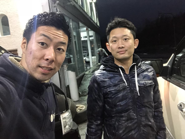 11/25(SUN)本店&ベースぶろぐ(`・ω・´)!!N様ランクル100D納車♡_b0127002_19384628.jpg