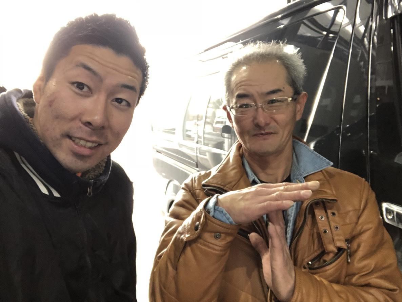 11/25(SUN)本店&ベースぶろぐ(`・ω・´)!!N様ランクル100D納車♡_b0127002_19391439.jpg