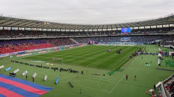 2018JリーグDivision1第33節 FC東京 - 川崎フロンターレ_b0042308_23234089.jpg