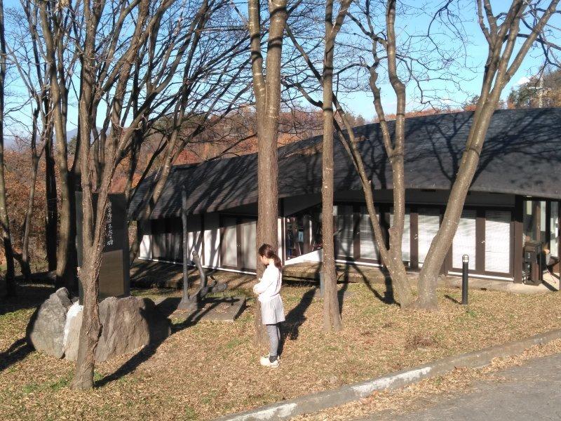 「檻の会」11月例会の報告 Kukai de novembre au memorial Ori no haikukan_e0375210_22050084.jpg