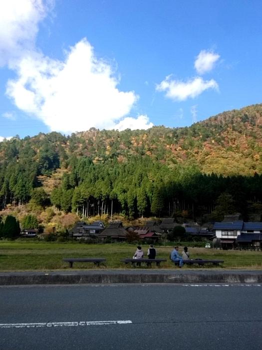 幸せ京都旅 「美山 かやぶきの里」 古き良き日本の原風景_c0362623_15252542.jpg