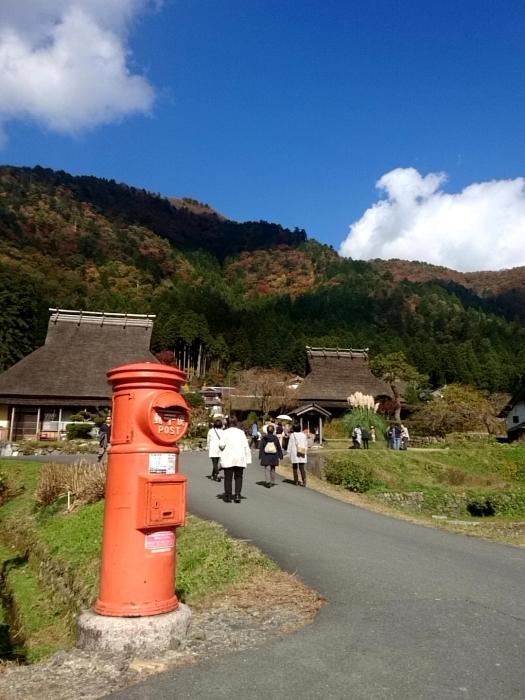 幸せ京都旅 「美山 かやぶきの里」 古き良き日本の原風景_c0362623_15252579.jpg