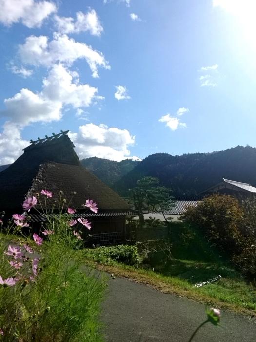 幸せ京都旅 「美山 かやぶきの里」 古き良き日本の原風景_c0362623_15252625.jpg