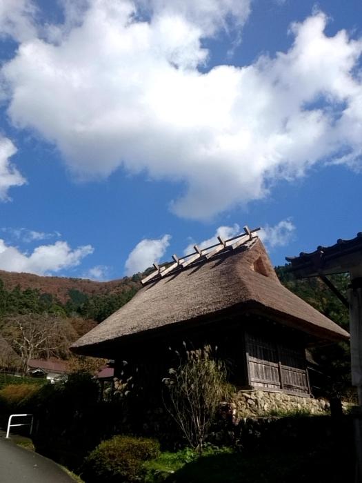 幸せ京都旅 「美山 かやぶきの里」 古き良き日本の原風景_c0362623_15252716.jpg