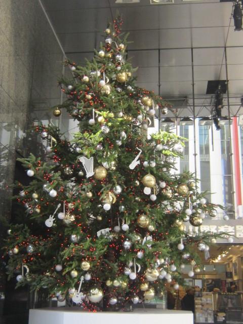 ♪平成最後★クリスマス模様(銀座昼夜)_d0162225_22423853.jpg