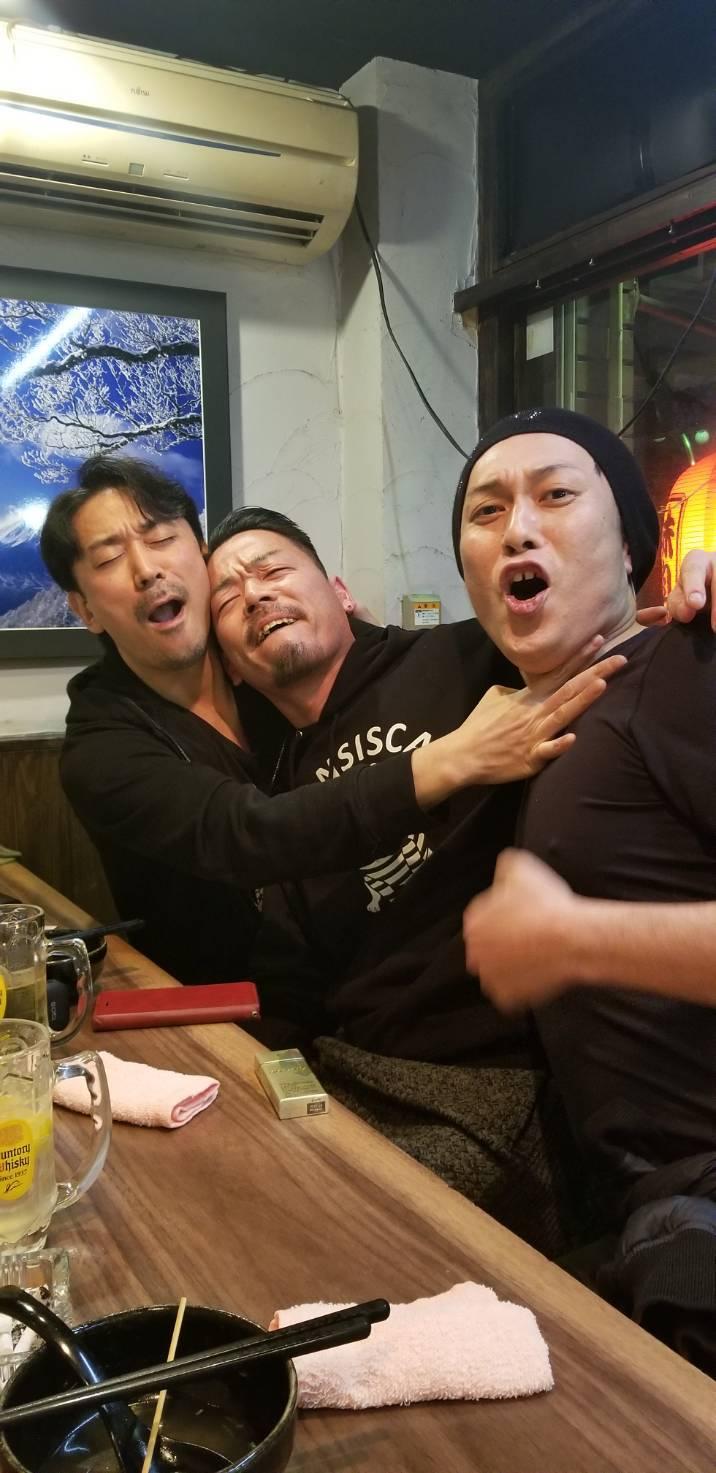 東京パーティー楽しかった😃_f0331129_17410887.jpg