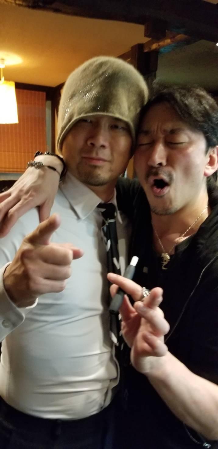 東京パーティー楽しかった😃_f0331129_17411983.jpg