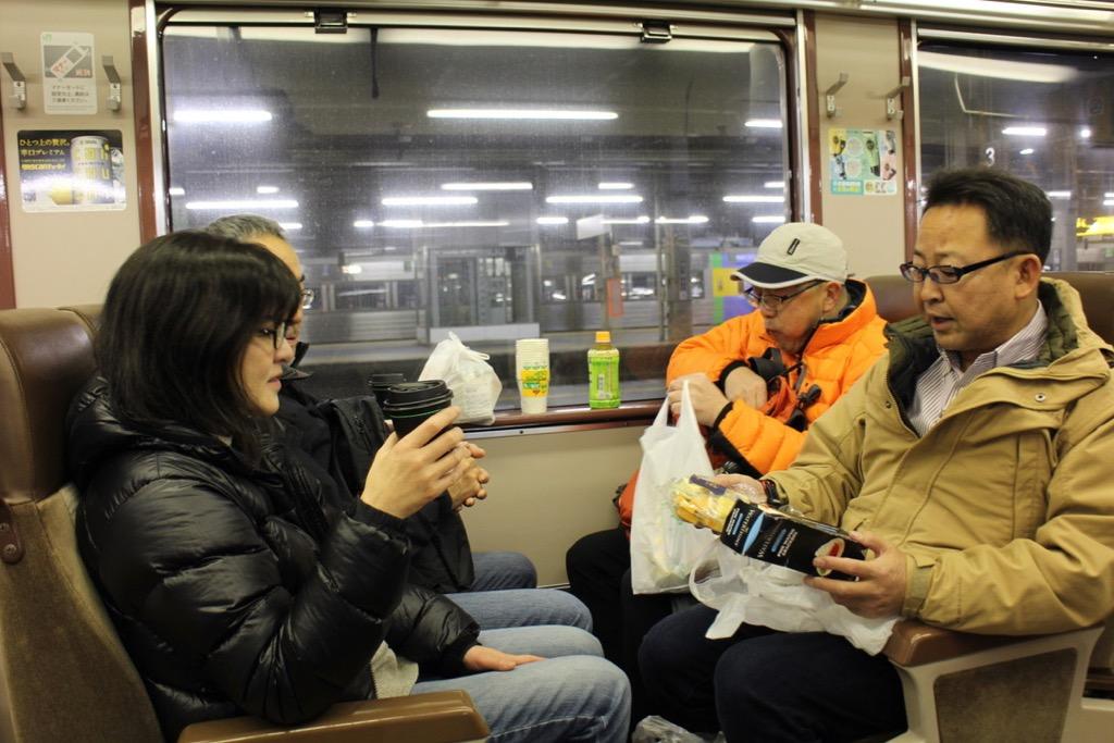 日帰り温泉旅行、兼車中宴会 2018_f0209434_17574813.jpg