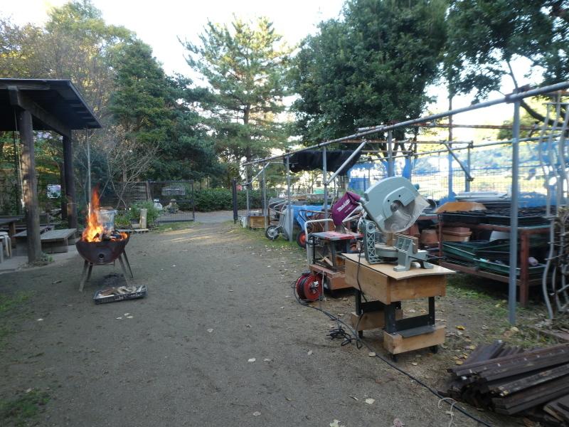 木のツリー試作・イベント準備・・・うみべの森_c0108460_19225693.jpg