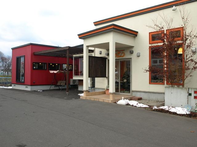 ル・ブーランジェ オゾ(OZO Cafe) その3(エビとトマトクリームのパスタ)_d0153062_20264424.jpg