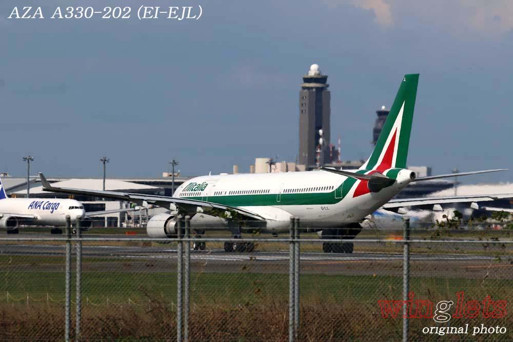 '18年 成田空港レポート ・・・ AZA/EI-EJL_f0352866_19533212.jpg