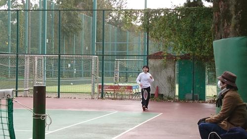 「モンマステニスたんちゃんきたよ。」_a0075684_1018337.jpg