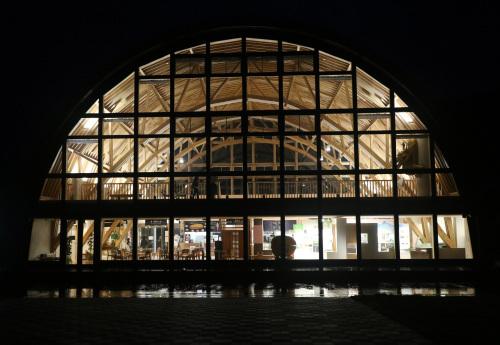 道の駅ふたつい:夜景_e0054299_22324938.jpg