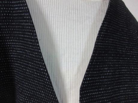 紺絣刺し子のコートが出来た_a0203003_19401405.jpg