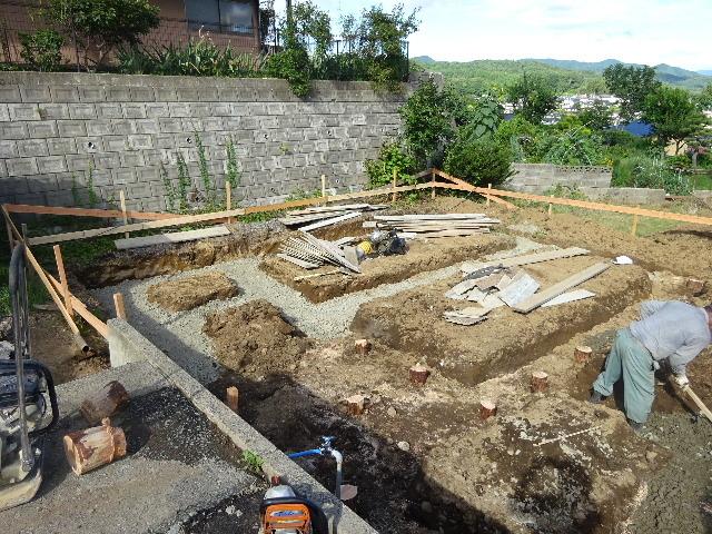 紅葉が丘の家 工事進行中です。_f0105112_04094407.jpg