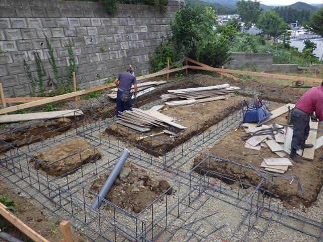 紅葉が丘の家 工事進行中です。_f0105112_04094582.jpg