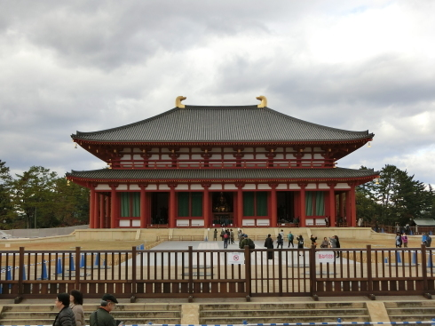 興福寺中金堂_d0085634_12193359.jpg